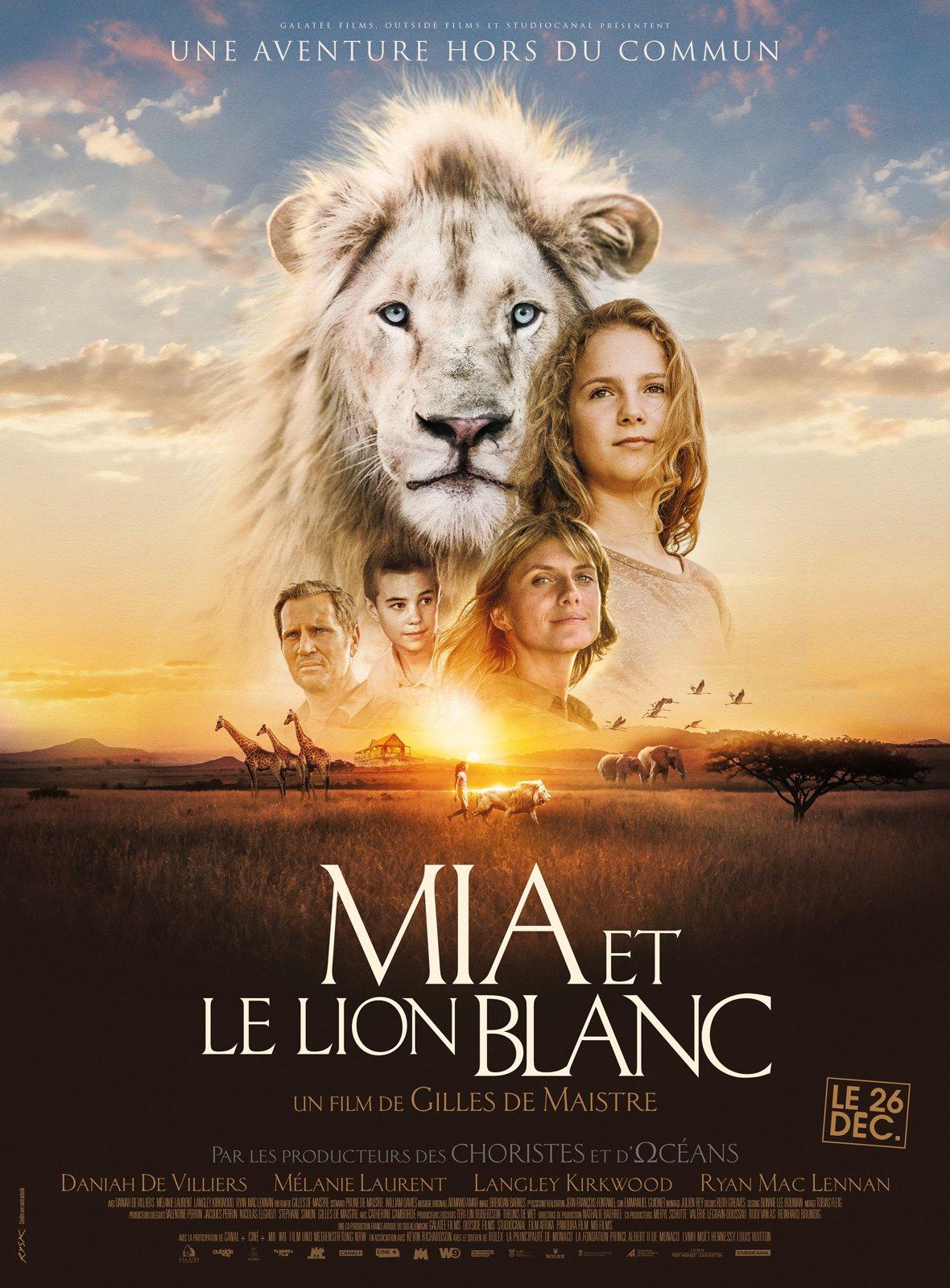Genre: Famille, aventure. Film: Afrique du Sud, Allemagne Durée: 1H38