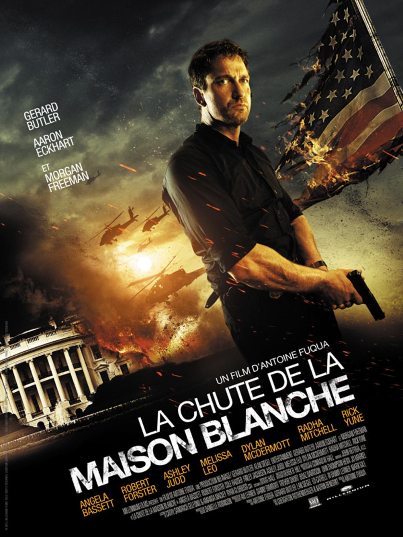 La chute de la maison Blanche : Steelbook Edition Limitée Exclue Amazon CHUTE+DE+LA+MAISON+BLANCHE