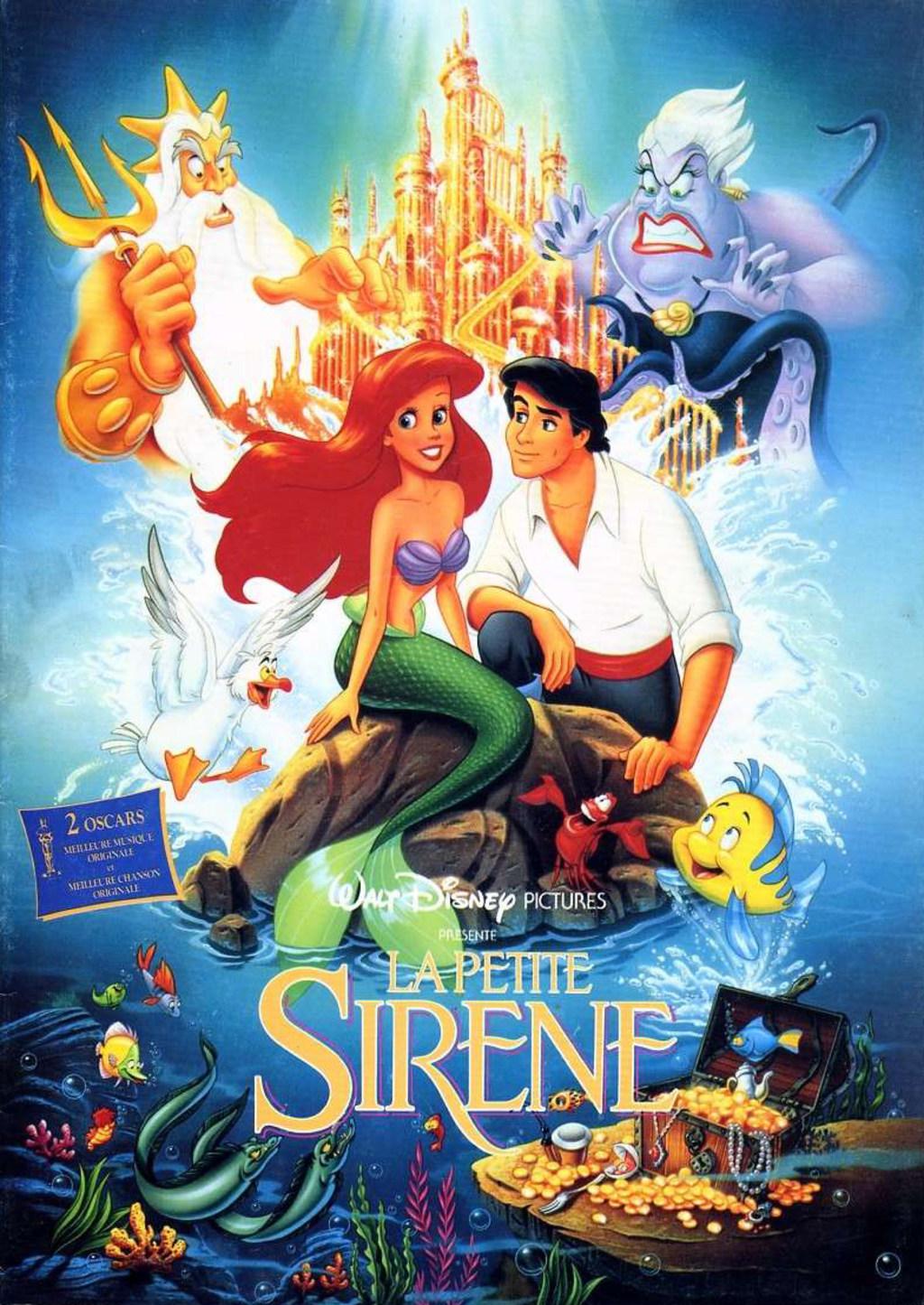 La Petite Sirène [Walt Disney - 1989] PETITE+SIRENE
