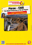 CONNAISSANCE DU MONDE : PEROU - CHILI