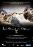 LES MUSEES DU VATICAN EN 3D