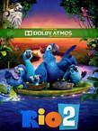 Rio2 en Dolby Atmos 3D