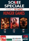 SOIREE HUNGER GAMES