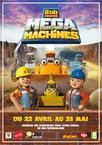 Bob Le bricoleur : Megamachines - Le film
