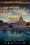 Saint Pierre et les Basiliques Papales de Rome en 3D (CGR Events)