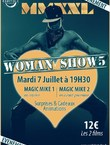 WOMAN SHOW MIKE