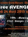 SOIR�E AVENGERS 1 + 2