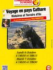 connaissance du monde : voyage en pays Cathare