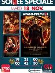 Soirée Hunger Games
