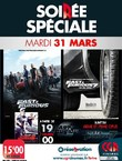 NUIT FAST AND FURIOUS