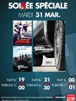 SOIREE FAST AND FURIOUS 5-6-7