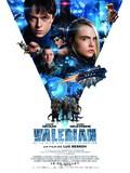 Valérian et la Cité des mille planètes - Son Dolby Atmos
