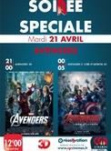 SOIREE SPECIALE AVENGERS