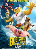 BOB L'EPONGE - LE FILM : UN HEROS SORT DE L'EAU