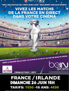 UEFA EURO / FRANCE-IRLANDE 8EME DE FINALE