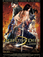 DETECTIVE DEE 2 - LA LEGENDE DU DRAGON DES MERS
