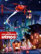 LES NOUVEAUX HEROS EN 3D