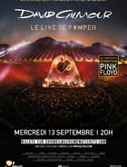 Pink Floyd's David Gilmour - Live à Pompéï