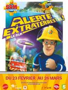 Sam le pompier : Alerte extraterrestre - Le film