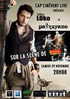 Julien loko + PARYZYANE