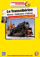 CONNAISSANCE DU MONDE : LE TRANSSIBERIEN