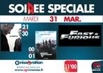 Soir�e Fast and Furious 2 Films