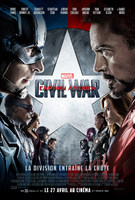 Captain America: Civil War - SON DOLBY ATMOS en 3D