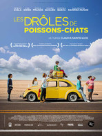 LES DROLES DE POISSONS-CHATS