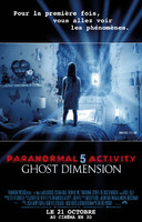 PARANORMAL ACTIVITY : GHOST DIMENSION