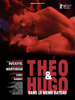 Th�o & Hugo dans le m�me bateau