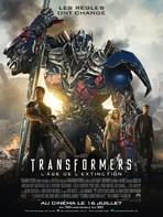 TRANSFORMERS : L'AGE DE L'EXTINCTION EN 3D