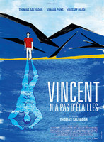 VINCENT N'A PAS D'ECAILLES