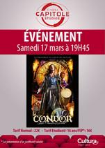 CONCERT LIVE: LE CONDOR