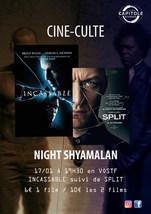 CINE CULTE Night Shyamalan