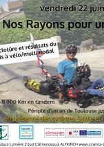 NOS RAYONS POUR UN SOLEIL