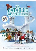 LA BATAILLE GEANTE DE BOULES DE NEIGE