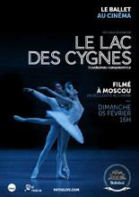 Le Lac des cygnes (Bolchoï-Pathé Live)