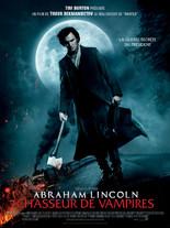 ABRAHAM LINCOLN : CHASSEURS DE VAMPIRES EN 3D