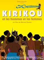 KIRIKOU ET LES HOMMES ET LES FEMMES EN 3D