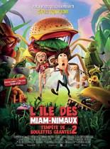 L'ILE DES MIAM-NIMAUX EN 3D (TEMPETE DE BOULETTES GEANTES 2)