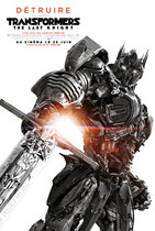 Transformers: The Last Knight en 3D - Son Dolby Atmos