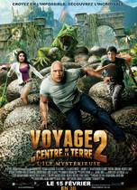 VOYAGE AU CENTRE DE LA TERRE 2 EN 3D : L'ILE MYSTERIEUSE