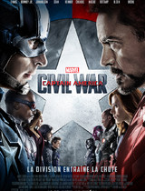 CAPTAIN AMERICA : CIVIL WAR EN 3D
