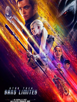 Star Trek Sans limites en 3D - Son Dolby Atmos