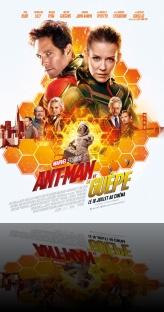 Ant-Man et la Guêpe en 3D