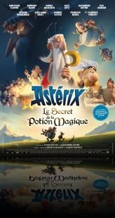 Astérix - Le Secret de la Potion Magique en 3D