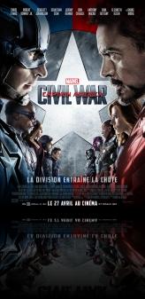 Captain America: Civil War en 3D