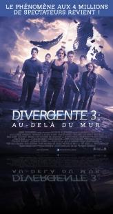 Divergente 3 : au-del� du mur