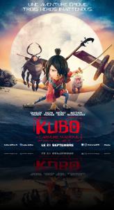 Kubo et l'armure magique en 3D