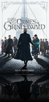 Les Animaux fantastiques : Les crimes de Grindelwald en 3D